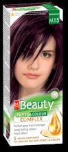 Hair colour 'MM Beauty Phyto & Colour' 125g - № M15 Bordeaux