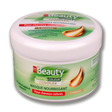 """1-Minute Nourishing Mask for Coloured Hair """"MM Beauty"""" Phyto&Colour 490 ml"""