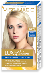 "Hair Lightener Super Blond ""Miss Magic Luxe Colors"" 115 g"