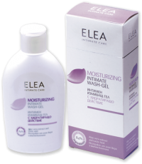 Intimate Wash-Gel MOISTURIZING 'Elea Intimate Care' 250 ml