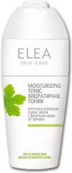 "Moisturizing Tonic for Oily and Mixed Skin ""Elea Skin Care"" 200 ml"