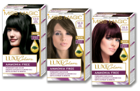 """Ammonia Free Hair Color """"Miss Magic"""" Luxe Colors 108 гр"""