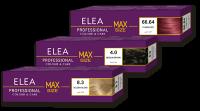 Permanent Hair Colour Cream ELEA Professional Colour & Care MAX SIZE 100 ml