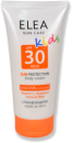 Sun Protection Body Cream for Children ELEA SPF 30 150 ml