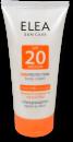 Sun Protection Body Cream ELEA SPF 20 150 ml