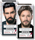 Colour for Hair, Beard and Moustache ELEA for MEN 100 ml