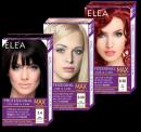 Permanent Hair Colour Cream ELEA Professional Colour & Care MAX SIZE 256 ml