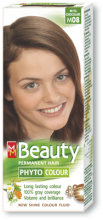 "Hair Colour ""MM Beauty"" 125 g - № M08 Milk Chocolate"