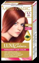 "Permanent Hair Colour ""Miss Magic Luxe Colors"" 108 g - № 6.5 Wild Cherry"