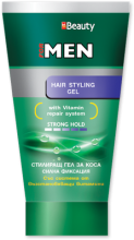 """Hair Styling Gel for Men /Strong Hold/ """"MM Beauty"""" 150 g"""