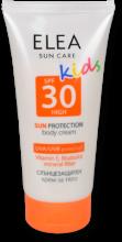 Sun Protection Body Cream for Children ELEA SPF 30 150 ml