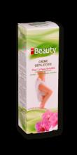 """Крем-депилатоар за чувствителна кожа с екстракт Орхидея за Деликатни зони """"MM Beauty"""" 50 ml"""