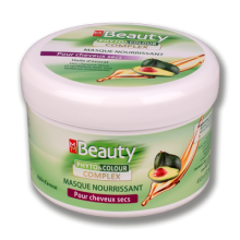 """Nourishing Mask for Dry Hair with Avocado oil """"MM Beauty"""" Phyto&Colour 490 ml"""