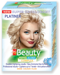 """Super Decolorant PLATINER """"MM Beauty Phyto & Blond"""" 100 g"""