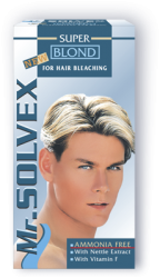 "Hair Bleach Super Blond ""Mr Solvex"" 100 g"