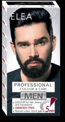 Colour for Hair, Beard and Moustache ELEA for MEN 100 ml № 1.0 Black