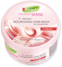"1-Minute Nourishing Mask for Coloured Hair ""MM Beauty Colour Sense"" 490 ml"
