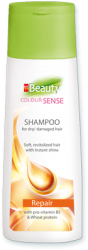 "Revitalizing Shampoo for Dry and Damaged Hair Repair ""MM Beauty Colour Sense"" 200 ml"