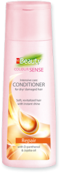 "Revitalizing Conditioner for Dry/Damaged Hair Repair ""MM Beauty Colour Sense"" 200 ml"