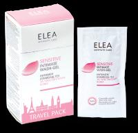 Intimate Wash-Gel SENSITIVE 'Elea Intimate Care' Travel Pack 150 ml (10 х 15 ml)