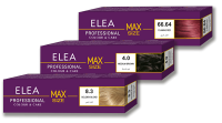 Permanent Hair Colour Cream ELEA Professional Colour & Care MAX SIZE 100 ml