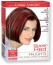 "Highlighting Kit Super Red ""Miss Magic Highlights"" 115 g"