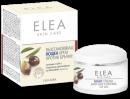 """Възстановяващ нощен крем за лице против бръчки с Q10 (суха кожа) """"Elea Skin Care"""" 50 ml"""