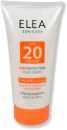 Sun Protection Body Cream ELEA SPF 20 150 ml