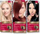 "Permanent Hair Colour Cream ""Miss Magic Creative"""