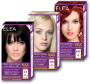 Permanent Hair Colour Cream ELEA Professional Colour & Care MAX SIZE 256 ml